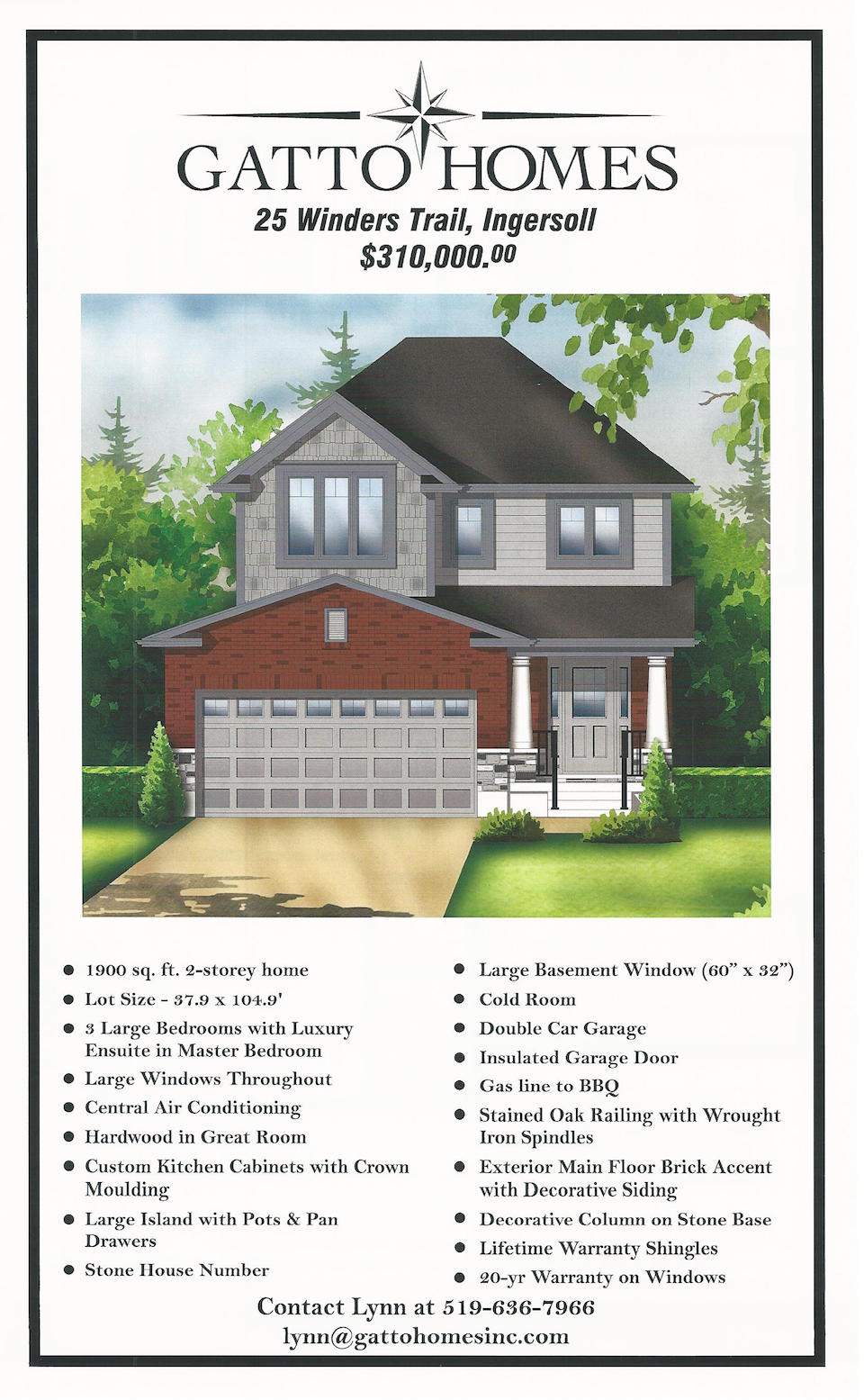 The Windham Spec Home 001